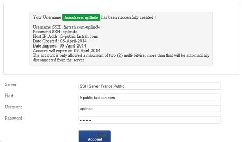 membuat email premium cara bikin akun ssh premium sendiri cyber blogger s by