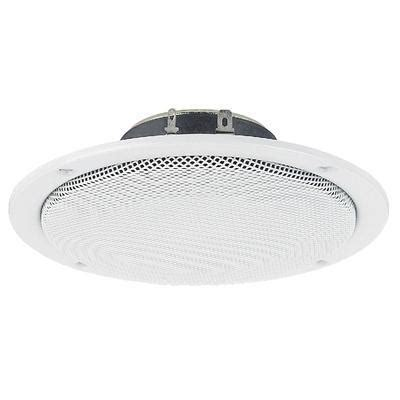 Flush Mounted Ceiling Speakers by Dual Cone Flush Mount Ceiling Speaker 4ohm 20w Max