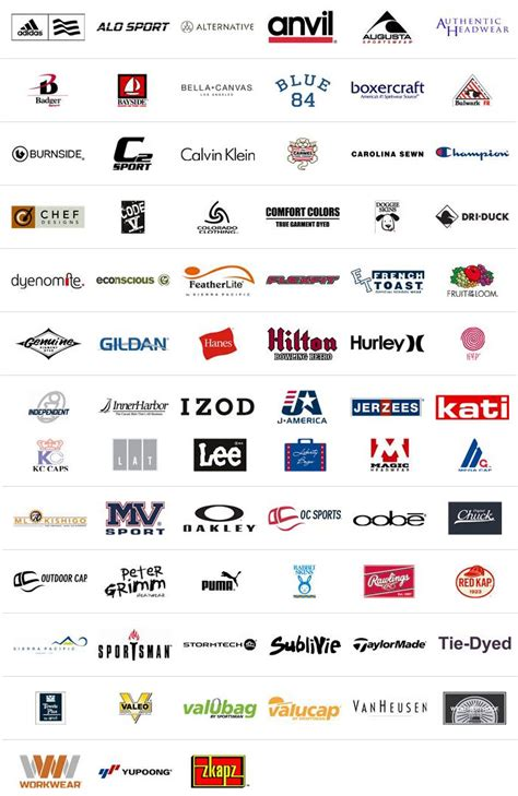 Tshirt Brand t shirt brands like gildan nike port authority