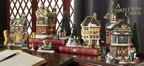 17 best images about the dickens village collection from