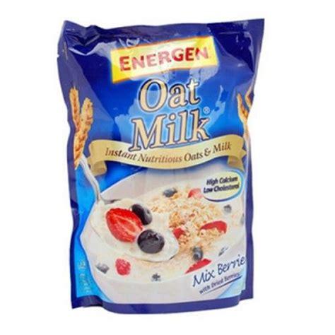 Mixberry Pelangsing Sehat Alami energen oatmilk mixberry 10sc x 24gr