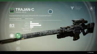 Destiny weapons list destiny news net