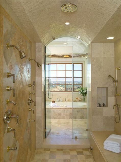 recommended tile shower designs  perfect  bathroom