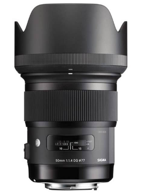 Sigma 50mm F14 Dg Hsm A For Canon Sigma 50 Mm F1 4 Dg Hsm Monture Nikon Fotoloco