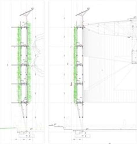 vertical garden section 1000 images about green screen exterior on pinterest