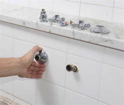 come montare un rubinetto a muro come smontare un rubinetto miscelatore 28 images come