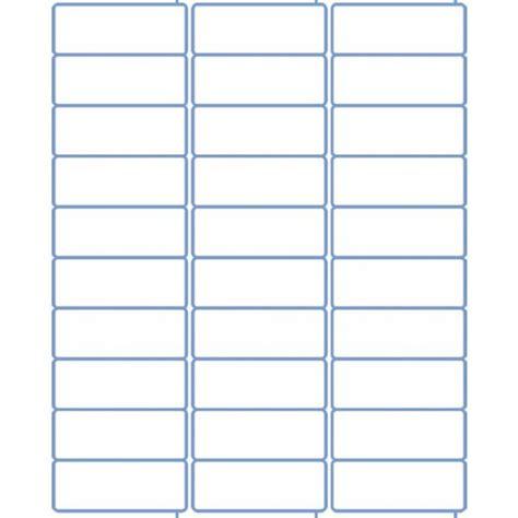 return address labels template 30 per sheet template design