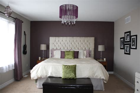 purple and grey bedroom walls purple feature wall bedroom ideas wall decorating ideas