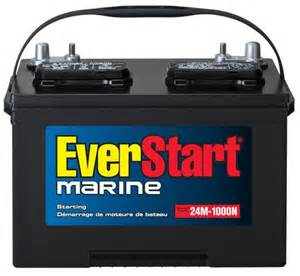 Best Automotive Battery Canada Everstart Marine Battery 24m 1000n At Walmart Ca