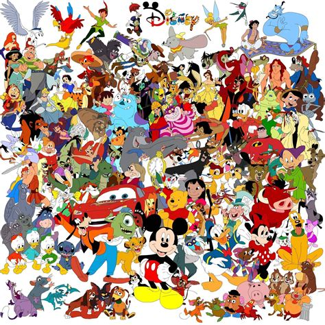 disney characters h r disney character wallpapers wallpaper cave