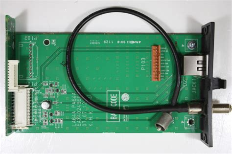 lg  lg lcd eax led antenna input board