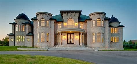 grand 15 000 square foot mansion in vaughan ontario