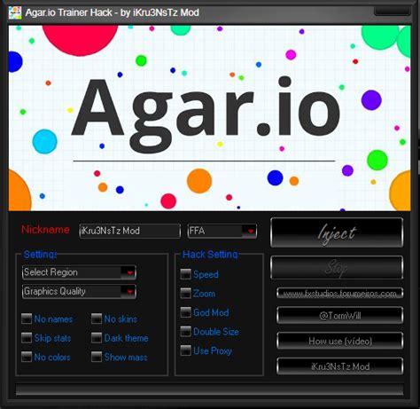 mod game agar io ikru3nstz mod agar io trainer hack v1 0