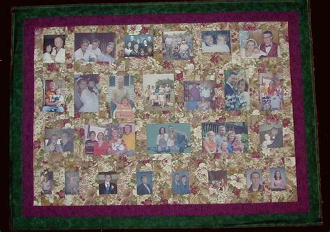The Memory Quilt by Photo Memory Quilt Gallery