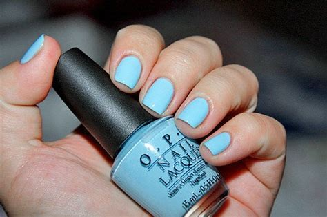 opi light blue colors light blue opi nails