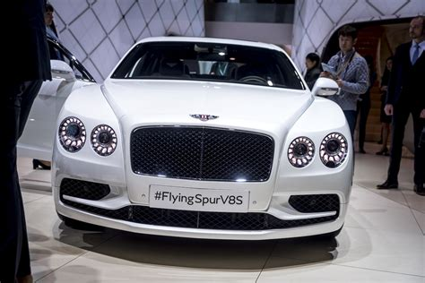 bentley v8s geneva 2016 bentley flying spur v8 s