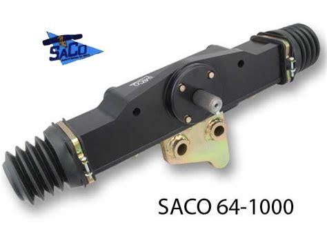 Saco Rack And Pinion by Race Ready Gt Saco Beam Style Rack Pinion