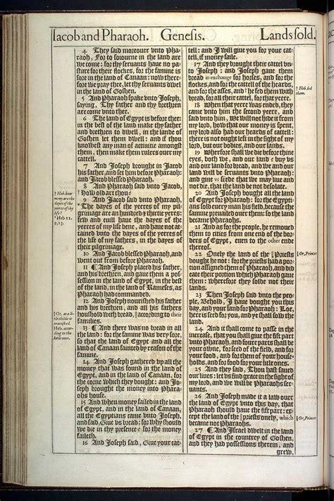 book of genesis chapter 1 verse 16 the booke of moses called genesis original 1611 kjv