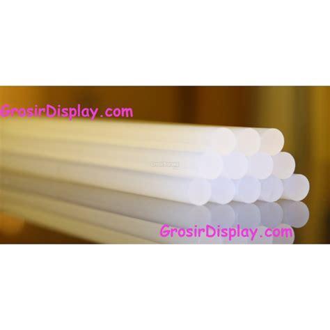 Lem Lilin Lem Tembak Kecil Bening lem lilin putih bening stick kecil refil isi tembakan glue gun grosir display