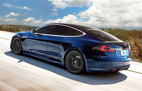 image tesla model s by unplugged performance size 1024