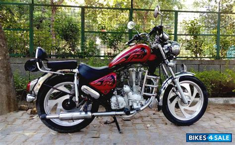 Modified Bike Price In Delhi by Modified Bike Royal Enfield Thunderbird For Sale In