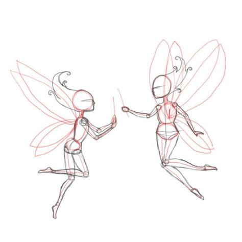 how to draw a fairy how to draw fairies how to draw and fairies on pinterest