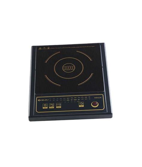 induction cooker with price bajaj popular induction cooker price in india buy bajaj popular induction cooker on