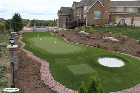 how much does a backyard putting green cost how much do backyard putting greens cost artificial