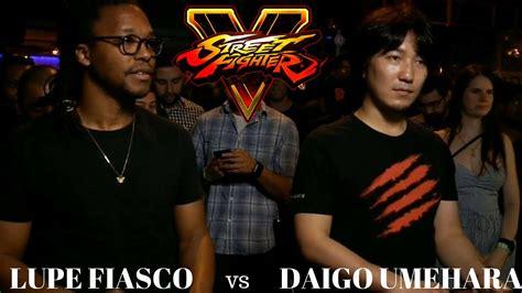 Fighter Daigo 15 fighter v fiasco vs daigo umehara