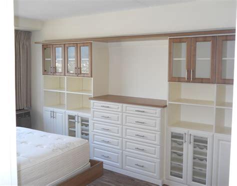kapiolani condo platform bed wall unit traditional bedroom hawaii  inspired