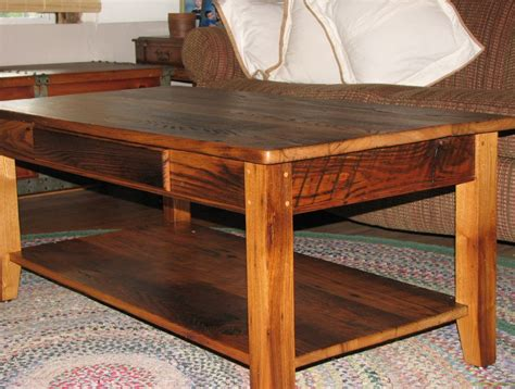 wormy chestnut end tables reclaimed walnut trestle table with extensions reclaimed