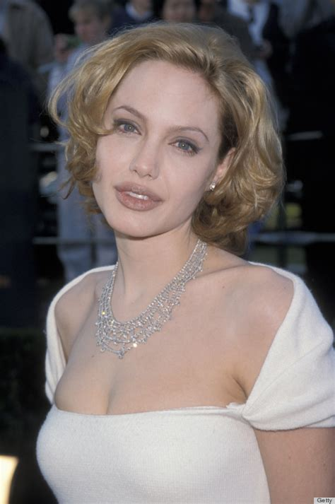 o angelina jolie 570 jpg sag awards beauty evolves from pale faces to luminous skin