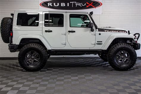 jeep rubicon white 2018 jeep wrangler rubicon recon unlimited white