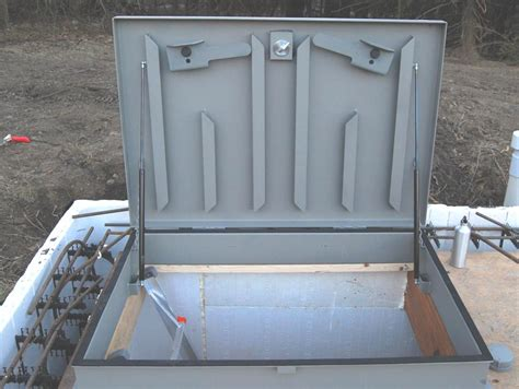 Door Hatch by Emergency Escape Hatches For Underground Shelters