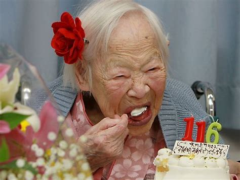 oldest alive oldest living person celebrates 116th birthday