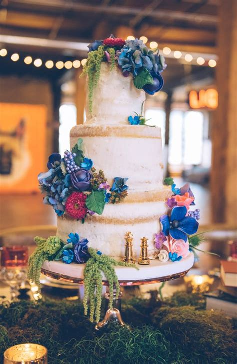 whimsical wedding cakes   inspired deer pearl