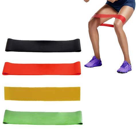 Band Loop Tension Rope Fitness elastic band tension resistance band exercise workout rubber loop crossfit strength
