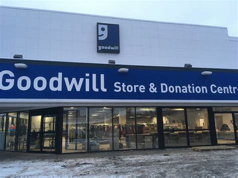 Hermans This Saturday At The Ave Store by Goodwill Opens New Store Donation Centre On Whyte Ave