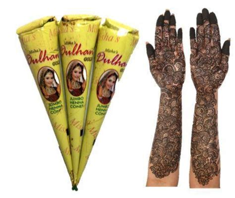henna cones temporary tattoos ebay