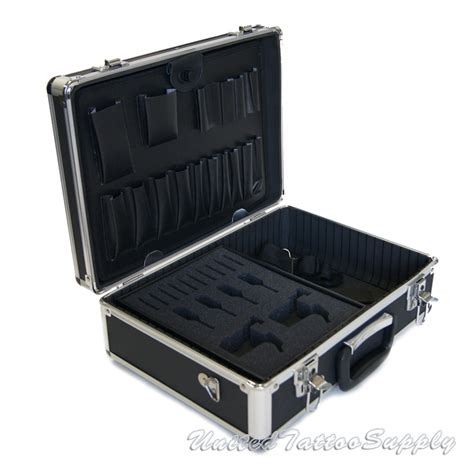 tattoo machine case large kit box tour