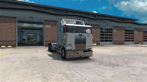 Kenworth K100 Interior Kenworth K100 Aerodyne Interior V1 0 For V1 0 0