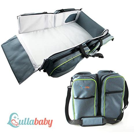 portable changing table bag travel portable bassinet bag 3 in 1 portable