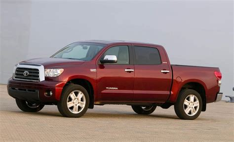 toyota tundra 08 car and driver