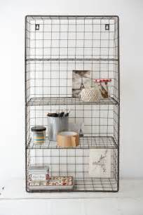 hanging wire shelves 17 best ideas about wire storage on decorating