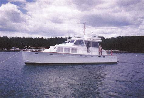 huckins linwood  motoryacht power boat  sale wwwyachtworldcom