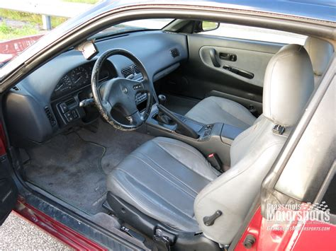 Stock Interiors by Meet Our 240sx Nissan 240sx Project Car Updates