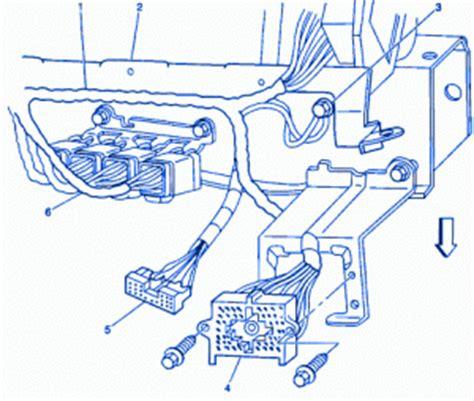 pontiac grand prix   mini fuse boxblock circuit breaker diagram carfusebox