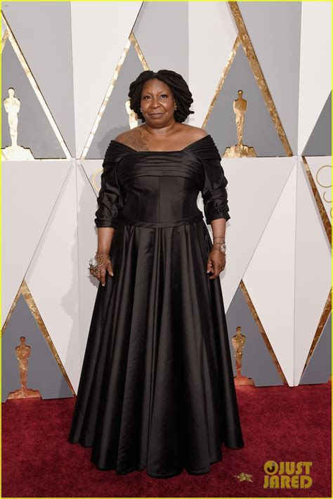 why does whoopie shave her head oprah reacts after being confused for whoopi goldberg at