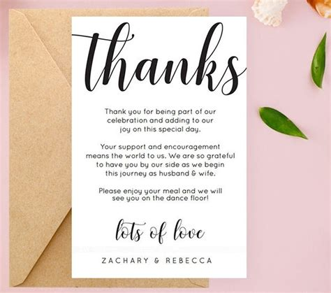 appreciation card inside template thank you template letters free sle letters