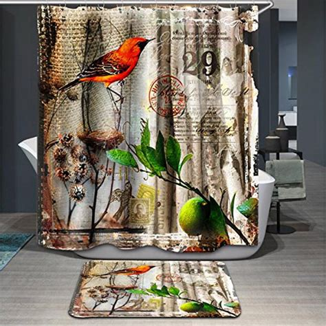 Curtains Birds Theme Lovely Bird Themed Bathroom Decor Unique Bathroom Themes